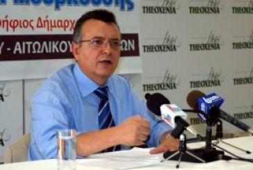 Νίκος Moυρκούσης: «Να επανεξετασθεί το θέμα της πεζοδρόμησης»
