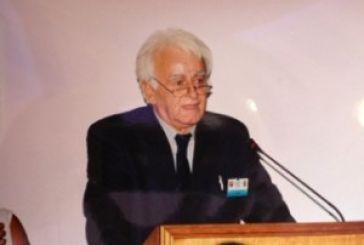 """""""Έφυγε"""" ο Άγγελος Αποστολάκης, τέως δήμαρχος Βόνιτσας"""
