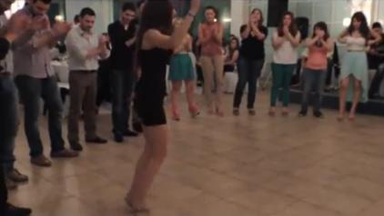 Βίντεο από το Κρητικό γλέντι στο Αγρίνιο