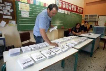Oμαλά η εκλογική διαδικασία