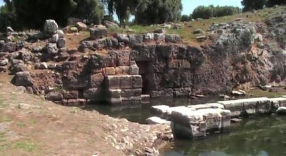 ΓΕΑ:Ο περίπατος στον αρχαιολογικό χώρο των Οινιάδων και στην Τουρλίδα (Vid)