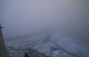 Μάιος με χιόνια στην Ευρυτανία