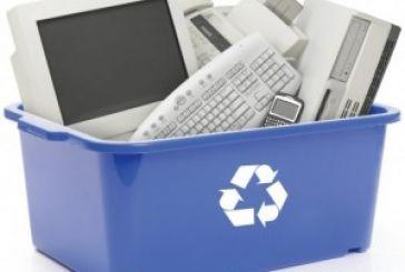 Ανακύκλωση συσκευών στο Θέρμο το Σάββατο