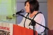 """Μαρία Τριανταφύλλου:""""Χρειάζονται συνεχείς αγώνες"""""""