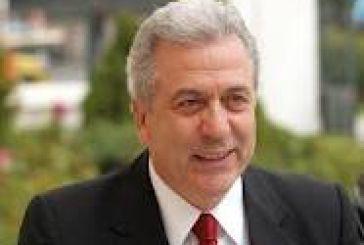 Αβραμόπουλος αντί Σαμαρά στο Νομό