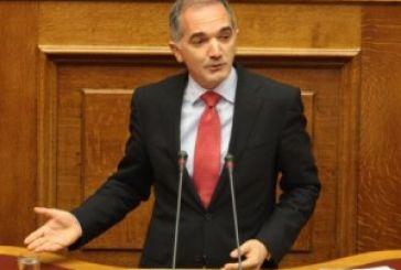 Υφυπουργός Υγείας ο Μάριος Σαλμάς