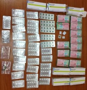 Δύο συλλήψεις για εμπορία και κατοχή ναρκωτικών ουσιών