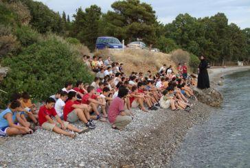 Κατασκηνώσεις Ιεράς Μητροπόλεως 2012