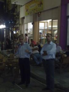Περιοδεία των Ανεξάρτητων Ελλήνων σε Ξηρόμερο και Βόνιτσα