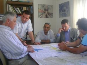 Τα συμπεράσματα χθεσινής σύσκεψης για το φράγμα Αχυρών