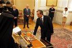 Ορκίστηκε νέος πρωθυπουργός της χώρας ο Αντώνης Σαμαράς