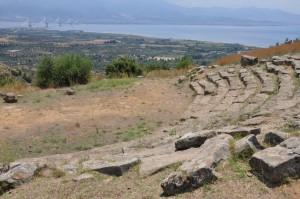 """Tρωάδες"" του Ευριπίδη στο αρχαίο θέατρο Μακύνειας"