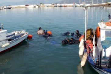 "Kαθάρισε το λιμάνι της Παλαίρου η ομάδα ""Περιπέτεια Πάλαιρος"""
