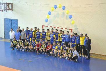 Ικανοποίηση στο Handball του Παναιτωλικού για τον αγώνα με την ΑΕΚ