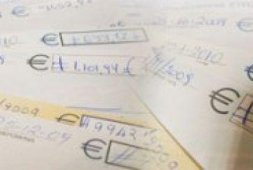 Ακάλυπτες επιταγές  βυθίζουν την τοπική οικονομία