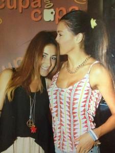 Οι αγρινιώτισσες αδερφές Φαρμάκη αγαπιούνται και πάλι…