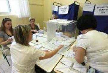 Τελικά αποτελέσματα στο δήμο Ακτίου-Βόνιτσας