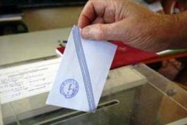 Τελικά αποτελέσματα στο δήμο Αμφιλοχίας