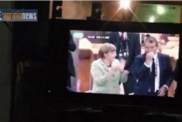 Oι Αγρινιώτες τα χώνουν στην Μέρκελ (Βίντεο)