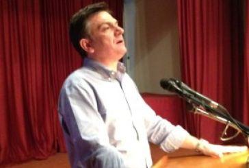 Θάνος Μωραΐτης: «Το ΠΑΣΟΚ πόλος σταθερότητας»
