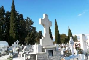 Διέρρηξαν ξανά το εκκλησάκι στο νεκροταφείο Αγρινίου