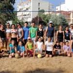 Beach Volley: Ξεκινά μαθήματα η Ομόνοια