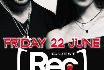 Αυτή την Παρασκευή live στις Μούσσες οι REC!
