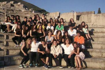 To 4o Γυμνάσιο σε Φεστιβάλ Αρχαίου Δράματος