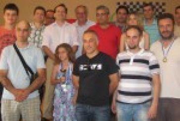 Νικητής ο διεθνής μετρ Βλάντιμιρ Ζαβορόνκοβ στο 1ο διεθνές τουρνουά σκάκι «Πάλαιρος 2012»