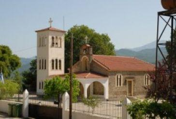 Πλήθος επισκεπτών για τα λείψανα Αγίων στη Μονή Λυκουρίσσης
