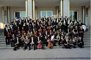 Η Συμφωνική Ορχήστρα Νέων της Λειψίας στο Μεσολόγγι
