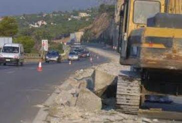 Το Σεπτέμβριο τα έργα στην εθνική οδό Αμφιλοχίας – Βόνιτσας