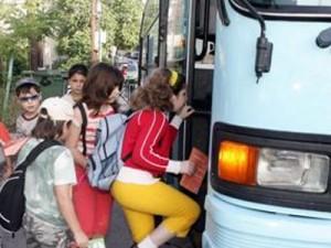 μεταφορα μαθητών