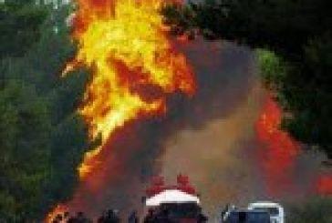 Αγρινιώτες πυροσβέστες σπεύδουν στη Ζάκυνθο