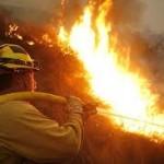 Κινητοποίηση για φωτιά στη Σπολάιτα