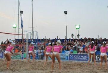 Εντυπωσίασε το Ionian Beach Volley γυναικών στη Βόνιτσα (φωτό)