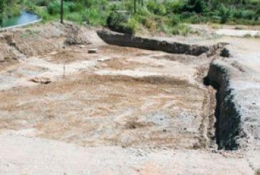 Εντοπίστηκαν αρχαιότητες  σε τεχνικό έργο στην περιοχή της Στράτου