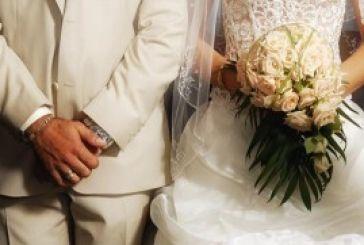 Φρένο στην τέλεση γάμων το Σάββατο. Ρητή απαγόρευση για την Παρασκευή.