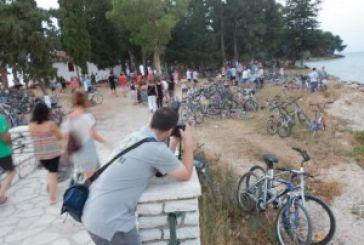 Με μεγάλη επιτυχία διεξήχθη ο 2ος Ποδηλατικός γύρος Βόνιτσας