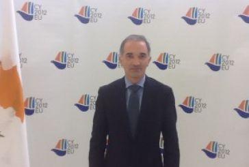 Ο Σαλμάς στο άτυπο συμβούλιο Υπουργών Υγείας στη Λευκωσία