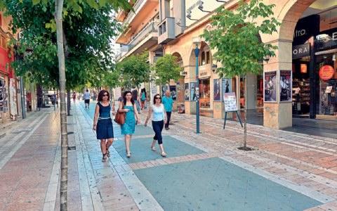 Από αύριο,13 Ιουλίου, και κάθε Σάββατο του καλοκαιριού κλειστά τα εμπορικά του Αγρινίου