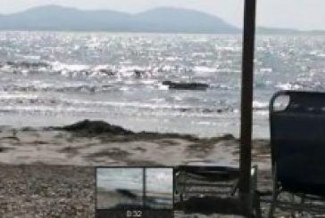 Μια βόλτα στη παραλία της Μπούκας και της Αμφιλοχίας (Vid)