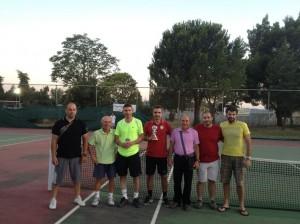 Με επιτυχία διεξήχθη το τουρνουά  Foivos Tennis Cup 2012