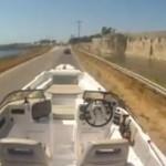 Πως ένα φουσκωτό πάει από Αγρίνιο στη Λευκάδα