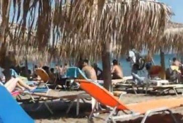 Στην παραλία του Λούρου (Vid)