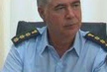 Το πλάνο του παρουσίασε ο νέος Αστυνομικός Διευθυντής Αιτωλίας