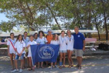 Νέες επιτυχίες για την ομάδα κανόε – καγιάκ του Ναυτικού Ομίλου Μεσολογγίου