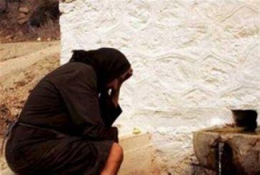 Έκλεψαν ηλικιωμένη γυναίκα στο Δρυμό