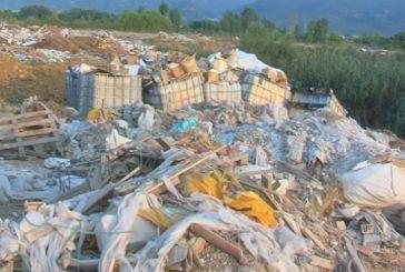 Μήνυση Μοσχολιού για τα απόβλητα στη Λυσιμαχεία