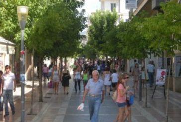 Κόσμος και κίνηση στο Αγρίνιο ενόψει 15αύγουστου